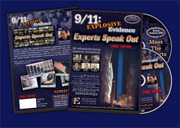 9-11 Explosive Evidence Experts Speak Out Final Edition DVD