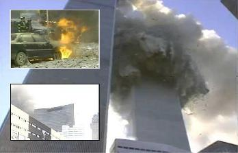 9/11 World Trade Center NIST FOIA photo video evidence