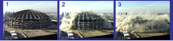 Kingdome Controlled Demolition