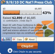 DC National Press Club Chip-In