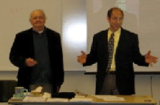 Professor Dragstedt & Richard Gage, AIA